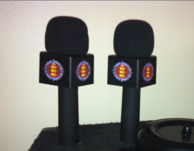 Mic Flags